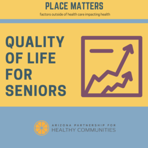 Stable housing improves quality of life for seniors